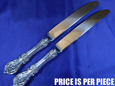 Reed & Barton Francis 1St Sterling Silver Place Knife French Blade - Very Good