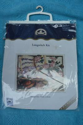 DMC ORIGINAL Long Stitch/Tapestry Canvas + Wool Summer ConcertoUnstarted #579737