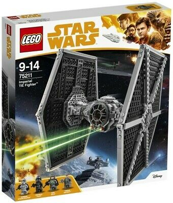 LEGO Star Wars Imperial TIE Fighter 2018 (75211) NEW AND SEALED