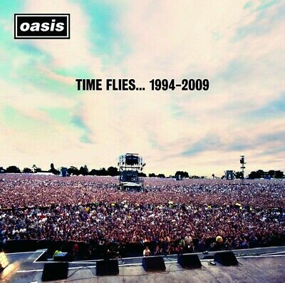 Oasis - Time Flies... 1994-2009 (2 x CD 2010) 26 Track Best of