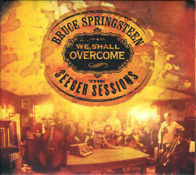Bruce Springsteen Cd/Dvd We Shall Overcome The Seeger Sessions Digipak Gatefold