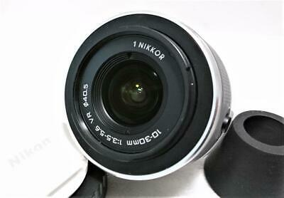 Near Mint NIKON Camera Lends 1 NIKKOR 10-30mm F3.5-5.6 VR ANNN1