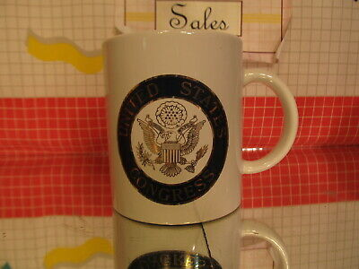 United States Congress Mug / Cup - United States Great Seal
