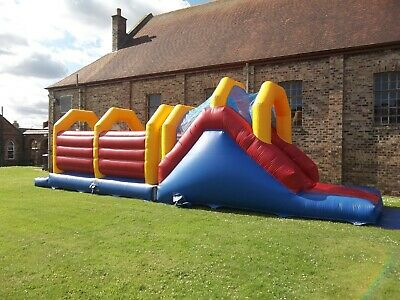 Established 30 years Bouncy Castle and Inflatable Business Edinburgh