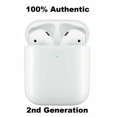 Apple AirPods 2nd Generation with Wireless Charging Case MRXJ2AM/A