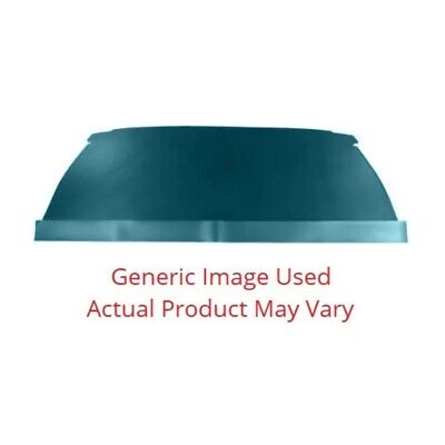 Package Tray for 1957-1958 Cadillac Coupe Deville 2 Door hardtop Aqua
