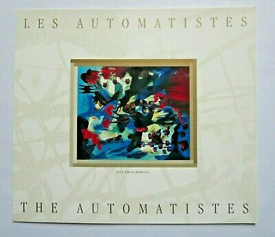 Canada 1998 The Automatistes Paintings Booklet Of 45 Cent Stamps (7) Mnh