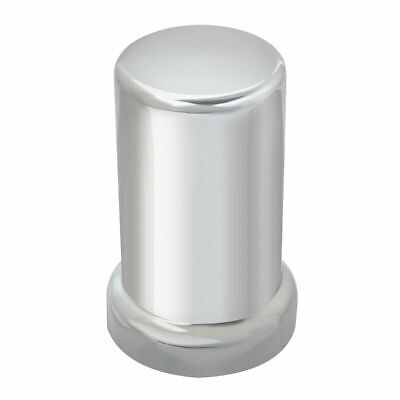 """GG Lug Nut Covers 33mm Screw-On Tube Top Hat Plastic 3 3/8"""" #10261 Set of 100"""