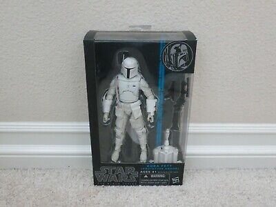 Brand New Star Wars Black Series Boba Fett Prototype Armor Walgreens Exclusive