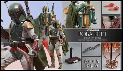 Hot Toys Boba Fett MMS313 1/6th Scale Figure