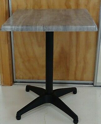 5 X Restaurant/Cafe Tables Isotop - Used