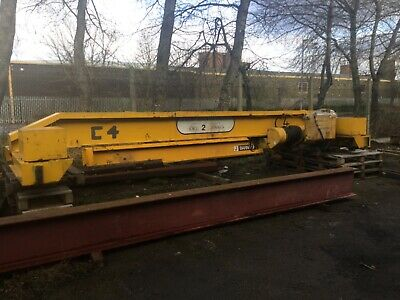2 tonne crane in working order when removed