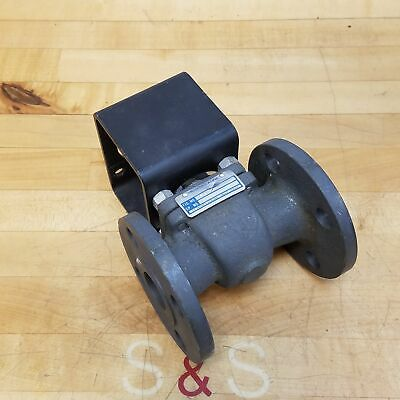 Hills-McCanna S151 CS T CS Ball Valve - USED
