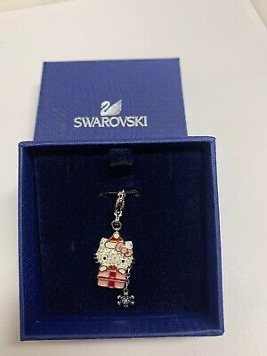 Swarovski Hello Kitty Christmas Charm