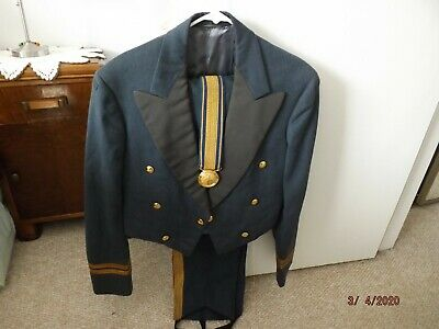 Post WW2 Royal Canadian Airforce Officers Formal Dress Tunic& trousers