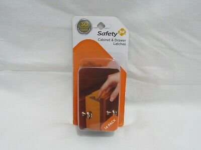 Safety 1st Cabinet & Drawer Latches (1B1)