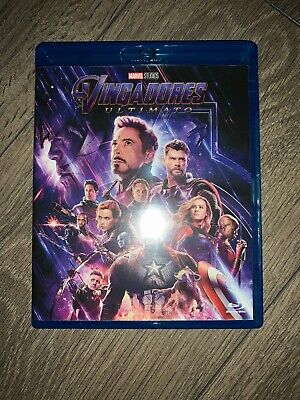 Avengers: Endgame (Blu-ray, 2019) Marvel / Disney