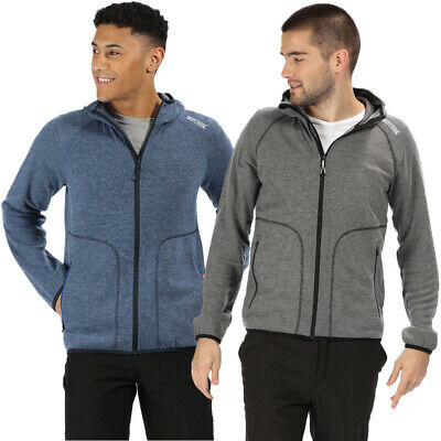 Regatta Mens Phealan Full Zip Fleece