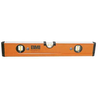 Bmi Bubble Level Made from Alloy Length 400 mm with 3 L