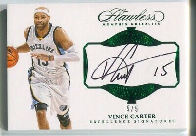 2016-17 Hoops #182 Vince Carter NM-MT Grizzlies