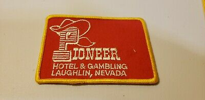 Pioneer Hotel & Gambling Hall Casino Laughlin Nevada Patch (12 available)