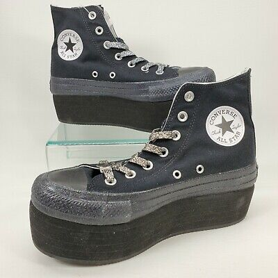 CONVERSE X MILEY Cyrus CTAS Platform Hi Shoes Womens Size 7