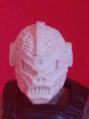 MH063 Cast Action figure head sculpt for use with 1:18th scale GI JOE Military