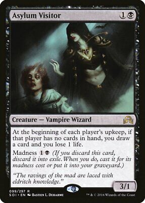 White Shadows over Innistrad Mtg Magic Uncommon 1x x1 1 FOIL Open the Armory