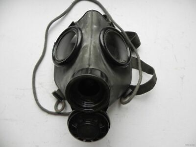 Czech WWII German Military Captured / Reissued Fatra FM3B Gas Mask