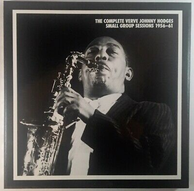 Mosaic, The Complete Verve Johnny Hodges Small Group Sessions 1956-61 CDs SEALED