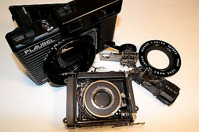 Repair Service For Plaubel Makina 67/670/W67