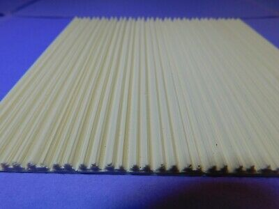 One Hi Low V mat mold 6x6 for Silicone Sluice Box Mats