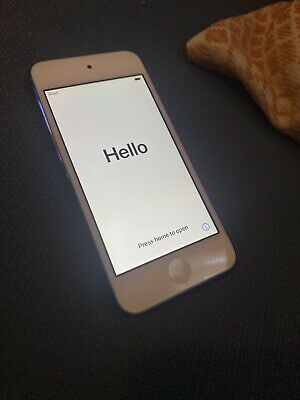Apple iPod Touch (7th Generation) - Blue, 128GB