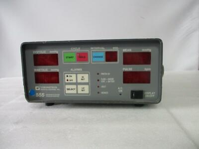*AS-IS* Corometrics 555 Noninvasive Blood Pressure Monitor (B831)