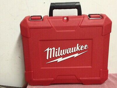 """NEW"" Genuine OEM Milwaukee ~ Cordless Impact Driver Case ~ CASE ONLY"