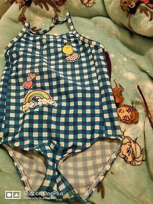 Lovely girls marks and Spencer Swimming Costume Age 2-3 yrs