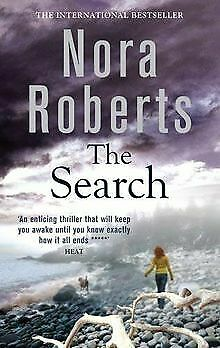 The Search by Nora Roberts   Book   condition acceptable