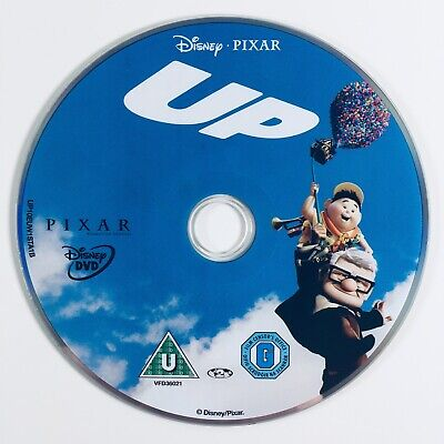 Up (DVD, 2010) - Disc Only
