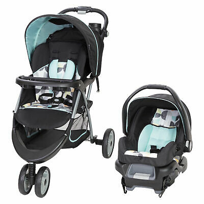 Baby Car Seat and Stroller Boy Infant Kid Travel System Uni Newborn Combo Set
