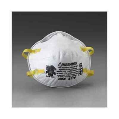 3M 8210 + N95 Particulate Respirator  (Box of 20)