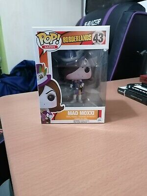 Funko Mad Moxxi 43 Borderlands
