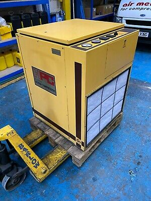 HPC Kaeser SK19 Rotary Screw Compressor 11KW 65cfm 7.5 Bar