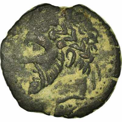 [#499272] Coin, Numidia (Kingdom of), Massinissa or Micipsa, Bronze Æ