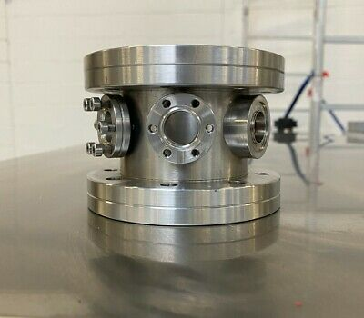 Vacuum Chamber, Stainless Steel, MDC Good Condition