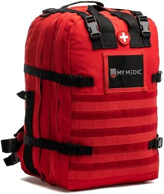 NEW My Medic Advanced Emergency First Aid Kit Red