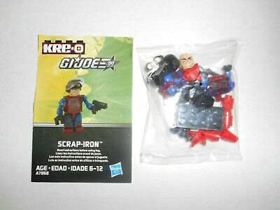 GI JOE BARONESS KRE-O Minifigure BRAND NEW /& SEALED KREO Cobra G.I Joe