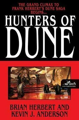 NEW - Hunters of Dune by Kevin J Anderson; Brian Herbert