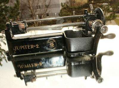 Jupiter 2/51 Bleistiftschärfmaschine von Guhl & Harbeck german pencil sharpener