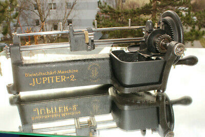 Jupiter 2 (K)  Bleistiftschärfmaschine Guhl & Harbeck german pencil sharpener