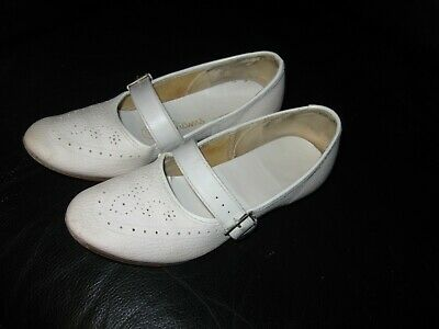 Vintage Leather dress Shoes for girls Williams Great for Display